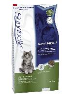 Sanabelle (Санабель) GRANDE 10кг - корм из мяса птицы, лосося и мяса мидий для кошек и котов крупных пород
