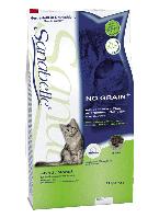 Sanabelle (Санабель) NO GRAIN - корм для кошек с чувствительным пищеварением или склонных к аллергии, 10кг