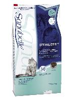 Sanabelle (Санабель) STERILISED - корм для стерилизованных кошек и кастрированных котов, 10кг
