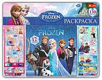 Набор для творчества Ranok-Creative Наклейки с альбомом на планшете Frozen (13162033Р)