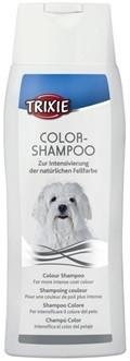 Trixie Colour Shampoo 250 мл - шампунь для собак с белой и светлой шерстью
