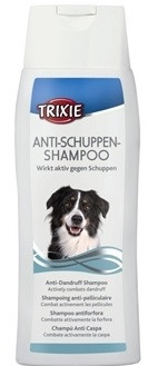 Trixie Anti-Dandruff Shampoo 250 мл - шампунь для собак от перхоти