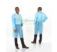 Одноразовые халаты из полипропилена