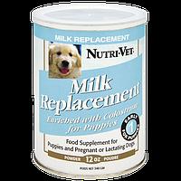 Заменитель молока Nutri-Vet Puppy Milk, 0,34 кг