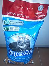 Древесные наполнители серии Super Cat 3кг