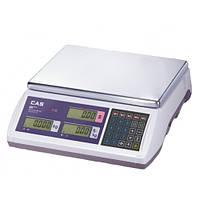 Весы торговые CAS ER pluse E 6 кг