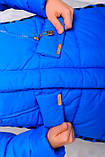 """Куртка детская зимняя """"Любовь"""" Рост:116-146см, фото 6"""