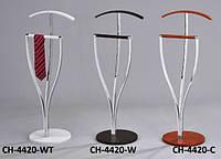 Тремпель металлический CH-4420-W, орех