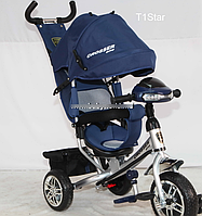 Детский трехколесный велосипед Crosser T1 Azimut полиуретан