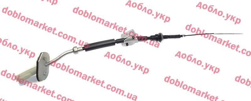 Трос сцепления 1.3MJTD Fiorino 2007- (OPAR), Арт. 55212927, 55212927, FIAT