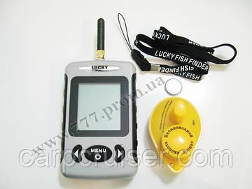 О Беспроводных Эхолотах Fishfinder Wireless LUCKY - FFW-718