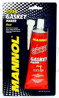 Герметик прокладка Mannol 85g  (Красный)