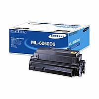 Заправка чёрного картриджа Samsung ML6060D6