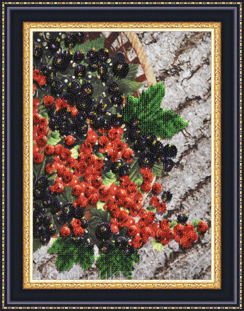 Набор для вышивания бисером Смородина