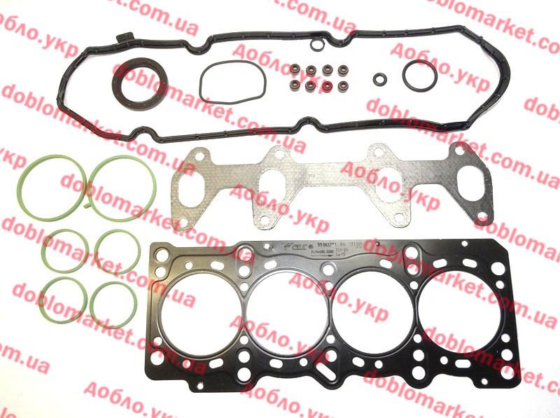 Комплект прокладок верхний 1.4i 8v Doblo 2005-2016 (OPAR), Арт. 71740655, 71740655, FIAT