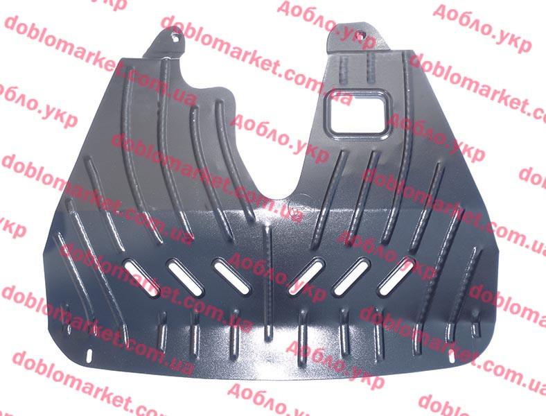Защита поддона двигателя (металлическая) 1.2i 8v-1.3MJTD Doblo 2000-2016, Арт. 051742549, 51742549