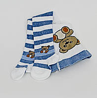 Колготки  с мишкой  для малыша р. 80-86, фото 1