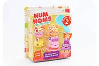 Набор фигурок «Num noums» - 544173 (4 фигурки, ложечка, стаканчик)