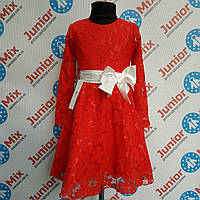 Платье гипюровое на девочку  DEVA. ПОЛЬША, фото 1