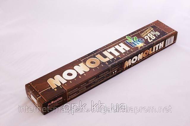 Электроды Монолит, 3 мм 1 кг, фото 2
