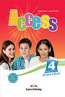 Access 4  Student Book (красный)