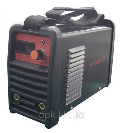 "Сварочный инвертор ""Днiпро-М"" mini ММА 200 DВР (пластик. панель, дисплей, кейс), фото 2"