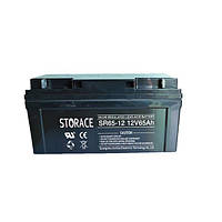 Аккумулятор GEL - 65Ач, 12В гелевый STORACE SRG 65-12