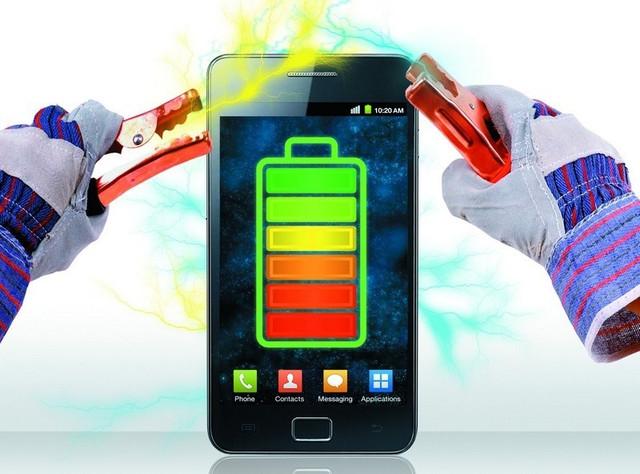 Аккумуляторы и батареи