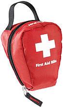 Аптечка первой помощи для велосипедистов Bike Bag First Aid Kit DEUTER 5050 fire, красный