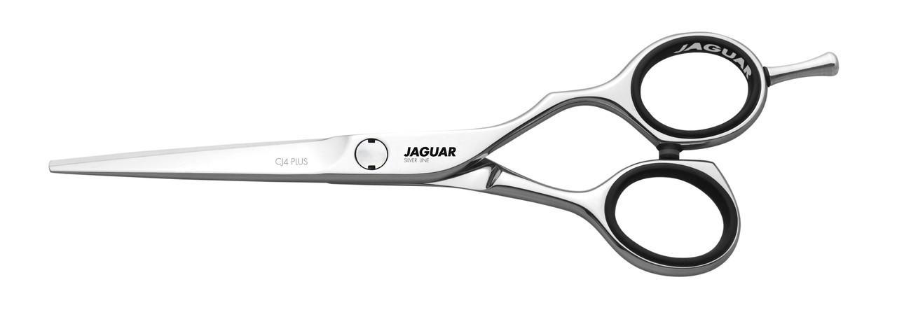 Ножницы для стрижки Jaguar Silver Line CJ4 Plus 5,25 для левши