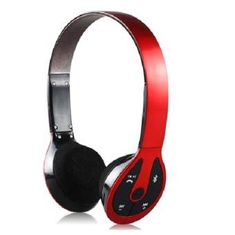 Беспроводные наушники с MP3 и FM