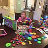 Детский развивающий конструктор Funny Bricks. Оригинал, фото 8