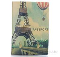 Обложка для паспорта ZIZ Париж ZIZ-10020
