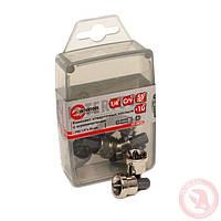 Комплект отверточных насадок с ограничителем PH2*25 мм уп., 10шт.    INTERTOOL , VT-0025