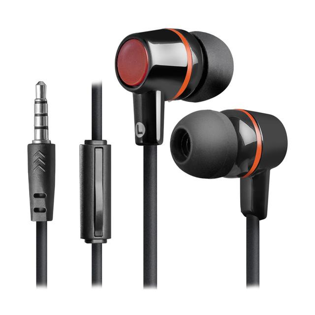 Навушники вакуумні, навушники з мікрофоном