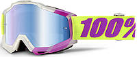 Мото очки 100% ACCURI Goggle Tootaloo - Mirror Blue Lens