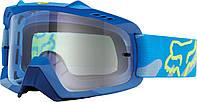 Мото очки Fox AIR SPACE CAMO [BLU CAMO/BLUE]