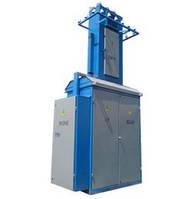 Подстанция трансформаторная КТП-1-160 кВА тупиковая, напряжение 10 и 6 кВ