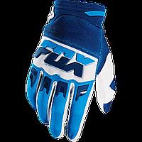 Мото перчатки FOX DIRTPAW MAKO GLV синие , S (8)