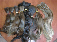 Росіяни волосся - якісна сировина для нарощування волосся і перук.