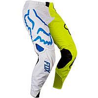 Мото штаны FOX 360 CREO PANT [WHT/YLW], 34