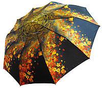 Женский зонт Zest Желтые цветы ( автомат, 10 спиц ) арт. 53616-24