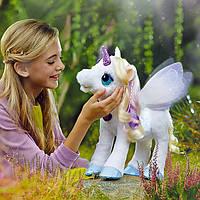 """Интерактивная игрушка """" Волшебный единорог Звезда Лили от Hasbro серия FurReal Friends"""