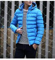 Мужской зимний пуховик. Мужская куртка Модель 1031