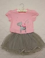 Детский костюм бусинки Кошечка для девочки, фото 1