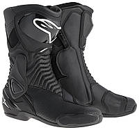 Мотоботы ALPINESTARS S-MX 6 Vented черный 40