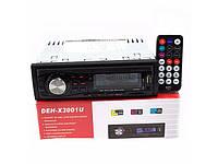 Автомагнитола Pioneer DEH-X3001U - USB+SD+FM+AUX