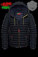 Куртка зимняя мужская распродажа, черного цвета