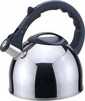 Чайник со свистком 2,5 л Con Brio СВ-401