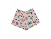 Шорты для девочки:цвет -Персиковый,размер-92 см,2 года